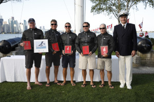 J105 Canadian Championship 2018 in Toronto at Royal Canadian Yacht Club